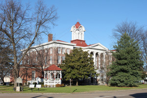 Marshall County Court House-home page